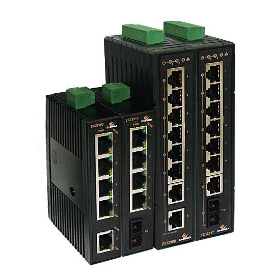 Managed & Unmanaged Ethernet Switch EX32900 Series