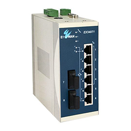 Managed & Unmanaged Ethernet Switch EX34000 Series
