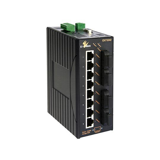 Managed & Unmanaged Ethernet Switch EX73000 Series