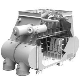 steam turbine condensers