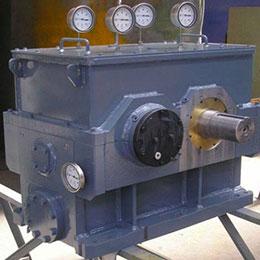 TU 320-turbo reduction gearbox