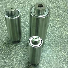Leveler Back-Up Roll & Thrust Blocks