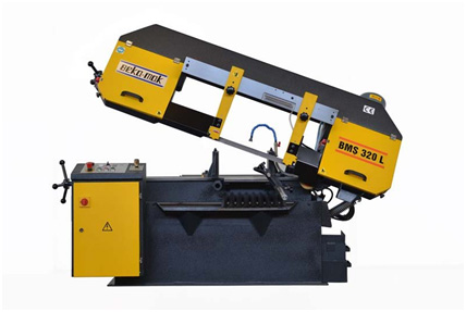 Horizontal Band Sawing Machine BMS-320 L