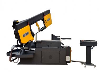 Semi Automatic Band Sawing Machine BMSY-440DGH NC