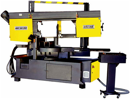 Double Column Band saw Machine BMSY-360CDGH