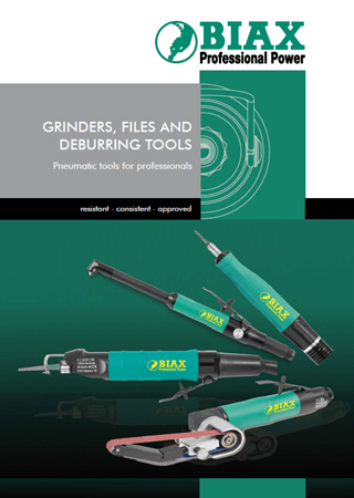 Grinding, Filing and Deburring Tools