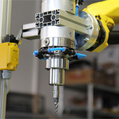 Pneumatic Spindles
