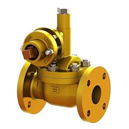 parallel slide blowdown valves