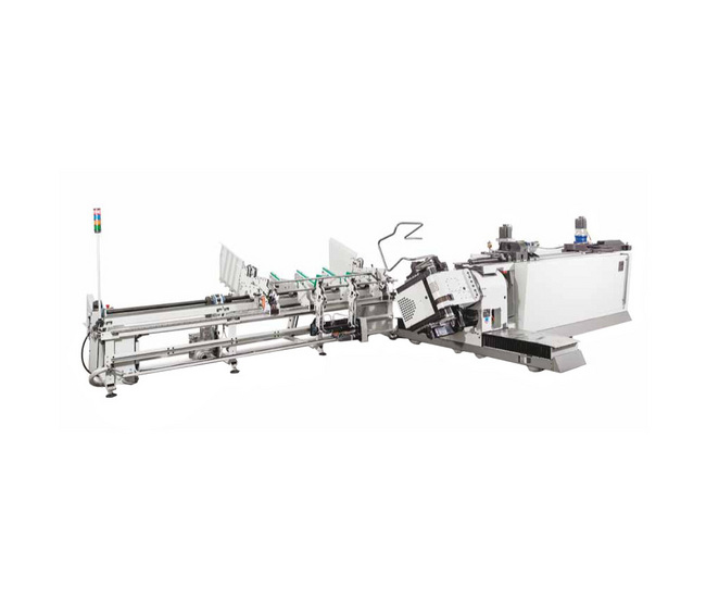 E-TURN Series Tube Bending Machinery