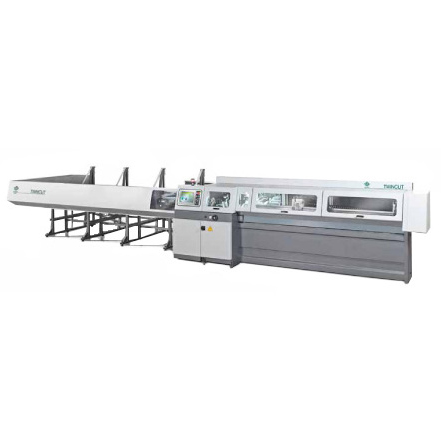 CNC Machinery with Circular Saw Blades