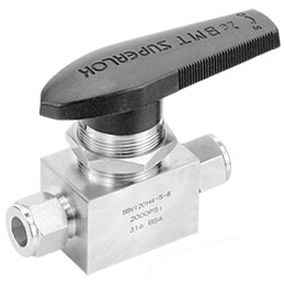 Sbv120h ball valve