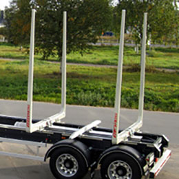 Timber trailers
