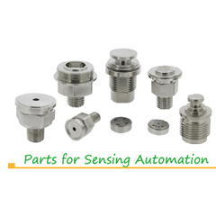 Sensing Automation - CNC Precision Machining Parts