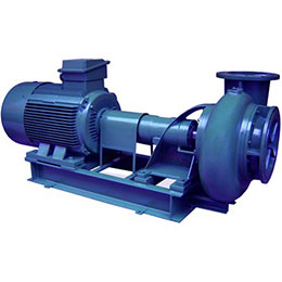 End Suction Pumps-ZS-ZSR Series