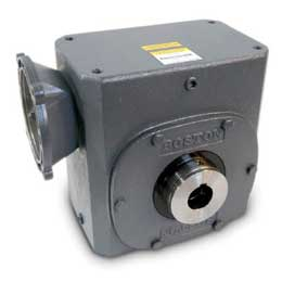 Worm gear reducer / orthogonal / modular / industrial 700 series