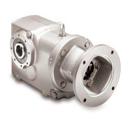 Bevel gear reducer / helical / orthogonal / high-torque 2000R series