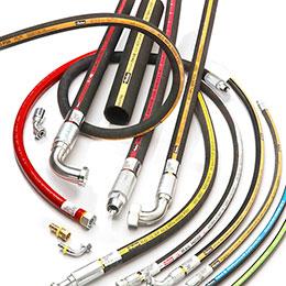 Hose tubes-ducting