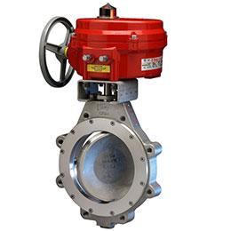 bray-mccannalok high performance butterfly valve