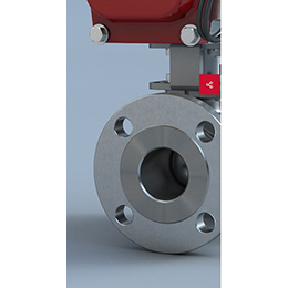 Flanged Ball Valve Series F15 or F30