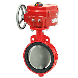 series 20-21 resilient seated butterfly valve