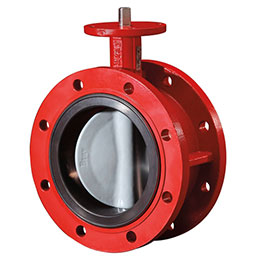 series 3a-3ah resilient seated butterfly valve