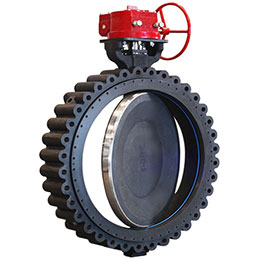 series 41r double offset high performance butterfly valve