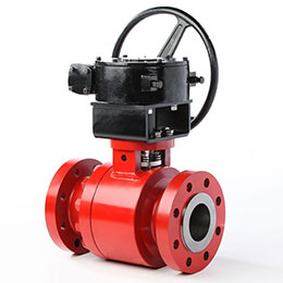 series m1 severe service metal seated ball valves