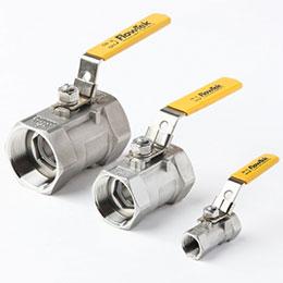 Series s40 ball valves