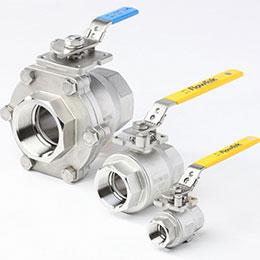 series s85 ball valves