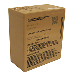 BB-2590-U-Rechargeable Lithium-Ion Battery