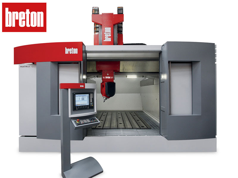 5 Axis High Speed Milling Machine