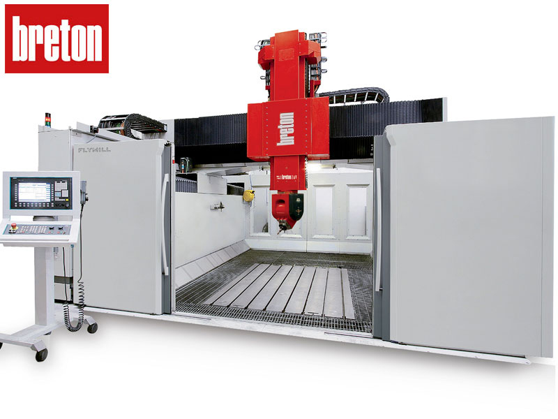 Flymill CNC Vertical Machining