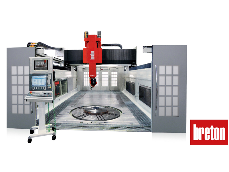 Maxima Multipurpose Vertical Machining