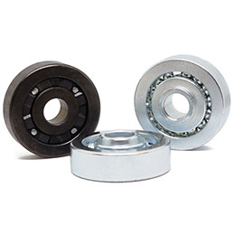 conveyor chain bearing wheels