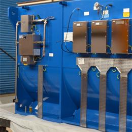 4 pole air cooled generators