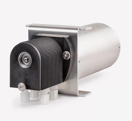 Peristaltic condensate pumps CPsingle, CPdouble X1