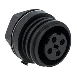 front panel mount connector-px0931 series