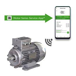 Motor Series Smart Service App+