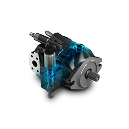 Variable displacement axial piston pumps-MVP-MVPD