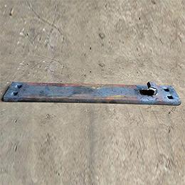 Hook Twin Tie Plate