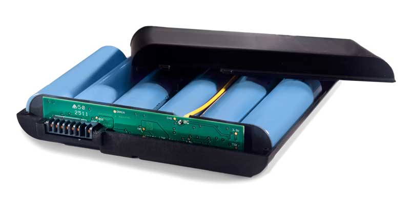 Lithium Ion (Li-ion) Battery Pack