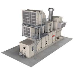 Generator Set-CX400