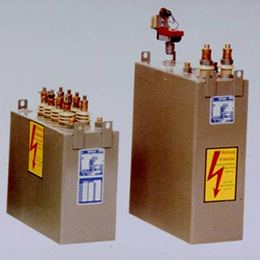 Heavy Current-Induction Heating Capacitors