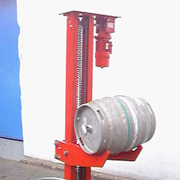 barrel hoists
