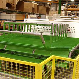 bespoke conveyors