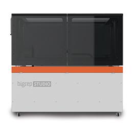 Bigrep studio affordable 3d printing