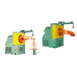 Finished wire drawing equipment