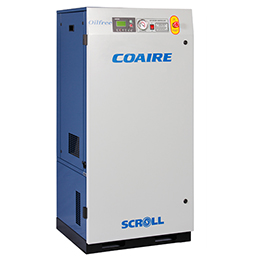 D-Series-Enclosed Scroll Compressors