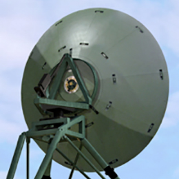 Troposcatter Antennas