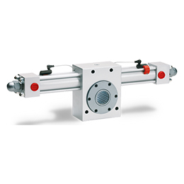 mr magnetic rotary actuators